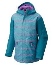 NWT Columbia Girls Outgrown Omniheat Waterproof Snow Jacket Sz: 6/6x & 7/8