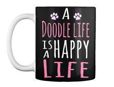 Cute Doodle Dog Goldendoodle Gift Coffee Mug