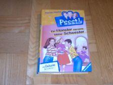 PSSST 4 -- UNSER GEHEIMNIS/T. Brezina/MONSTER SCHWESTER
