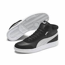 Puma Unisex COURT LEGEND Schuhe Sneaker Mid Cut 371119 Schwarz Weiß