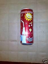 "Can Coca-Cola 330ml Slim ""Live Music"" Italy Full"