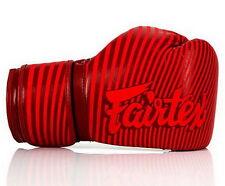 Fairtex Muay Thai Kick Boxing Gloves Bgv14R Minimalism Art Shiny Orange Bgv14