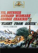 Flight From Ashiya DVD Yul Brynner Richard Widmark