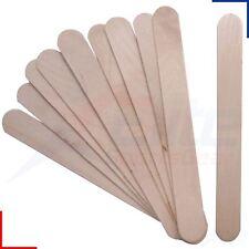 Wooden Tongue Depressor, Waxing Spatula, Tattoo Wax Stick, Medical 15cm