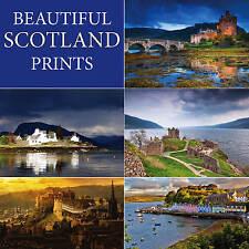 SCOTLAND LANDSCAPE PRINTS /  POSTERS UPTO A1 SIZE,  FRAMES AVAILABLE