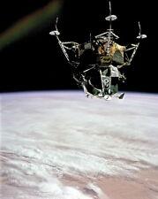 "New 8x10 NASA Photo: Apollo 9 Lunar Module ""Spider"" in Orbit"