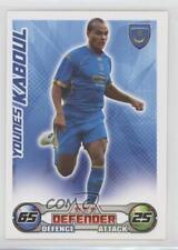 2008 2008-09 Topps Match Attax English Premier League #YOKA Younes Kaboul Card