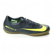 Nike Junior Mercurial X Vapor XI CR7 IC Seaweed/Volt/White/Metallic Silver