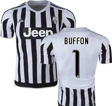 Trikot Adidas Juventus Turin 2015-2016 Home - Buffon 1 [164 bis 3XL] Juve