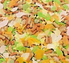 PREMIUM POND MIX - Fish Food Floating Sticks Pellets Flake Feed bp Koi Carp Meal
