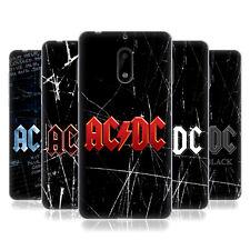 OFFICIAL AC/DC ACDC LOGO SOFT GEL CASE FOR NOKIA PHONES 1