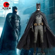DFYM Justice League Cosplay Batman Bruce Wayne Halloween Costume Superhero