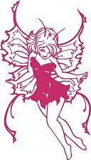 Fairy Faerie Fantasy Mythical Girl Car Truck Window Laptop Vinyl Decal Sticker
