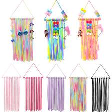 "22"" Girs Baby Kid Hair Bow Holder Hanger Hair Clips Storage Organizer Home Décor"