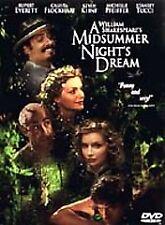 A Midsummer Nights Dream (DVD, 1999, Widescreen) Brand New!