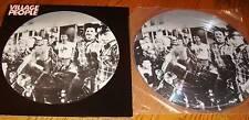 VILLAGE PEOPLE PICTURE DISC LP