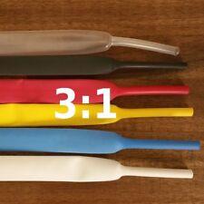 Schrumpfschlauch 3mm 135°C Schrumpfrate 3:1 UL/CSA 1m