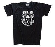 Viking-shirts Viking papá-The Man The Myth the legend veras Odin t-shirt s-3xl