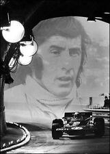 Monaco 1971 Jacky Stewart/Tyrrell print