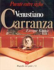 Biografía del poder, 5 : Venustiano Carranza, puente entre siglos (Tezontle) (Sp