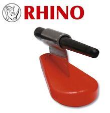 Rhino Paravan rot Schleppblei, Angelblei zum Schleppangeln, Trollingblei