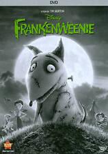 Frankenweenie (DVD, 2013) Disney DVD Very Good condition