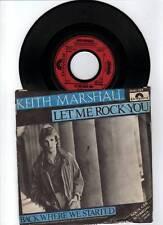 Keith Marshall   -   Let me Rock you