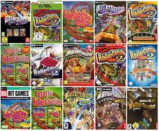Roller Coaster Tycoon  PC nur 1 Spiel auswählen - 1  2  3 Wacky World Soaked usw