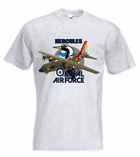 T-shirt Hercules della RAF NO 47 squadron RAF Felpa 47 SQD. Raf T-shirt