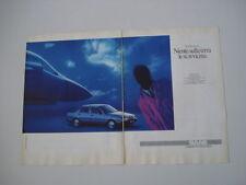 advertising Pubblicità 1987 SAAB 9000 TURBO 16