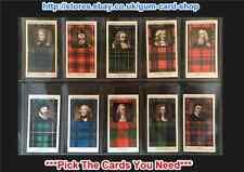 Stephen Mitchell & Son - Clan Tartans 1927 2nd series (G) bitte auswählen