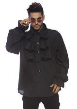 Leg Avenue Ruffle Front Shirt - LA-86688