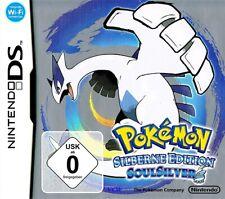 Nintendo DS - Pokemon: Silberne Edition / SoulSilver (nur Software) (mit OVP)