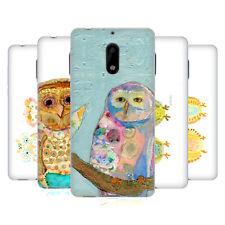 OFFICIAL WYANNE OWL SOFT GEL CASE FOR NOKIA PHONES 1