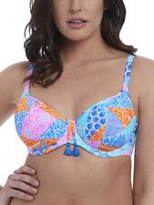 Freya Festival Girl Bikini Top Plunge 6570 Underwired Non Padded Lined