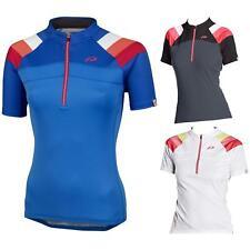 Protective P Shirt Damen Fahrrad Trikot Touren Jersey Sportshirt MTB TREKKING