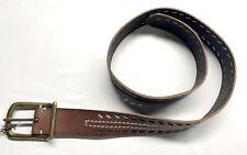 Ralph Lauren - Denim & Supply Men's Leather Belt - Brown