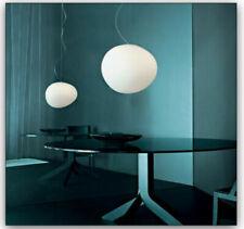Modern LED White Glass Pendant Lamp Chandelier Ceiling Light Fixtures Lighting