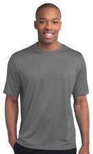 Sport-Tek Men's Big & Tall Short Sleeve Dri Fit Workout T-Shirt LT-4XLT. TST360