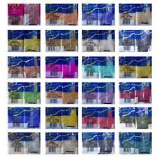 50g Preciosa Rocailles 11//0 lindgrün matt Perlen RP037