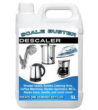 SCALA Buster Calcare Remover per Bollitore Soffione della Doccia FERRO A VAPORE MACCHINA CAFFE