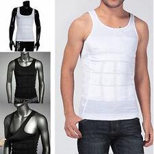 Men Hot Slim Body Shaper Vest Shirt Tummy Belt Waist Underwear Belly Slimmer AAC