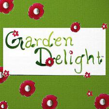 Sizzlits Garden Delight Alphabet 35 dies #654881 Retail $149.99 Loads of extras!