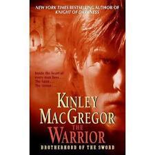 The Warrior (Brotherhood of the Sword, Book 3) by MacGregor, Kinley, Good Book