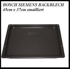 Siemens 437217 Backblech hochwertige Qualität 45 cm breite dunkelgrau 290221