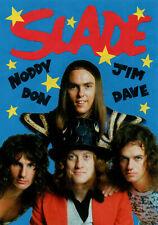 SLADE T-SHIRT. 70's pop, glam rock.