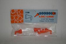 "Loc-Line 1/4"" Hose 1/16"" Dia Hole 90 Deg Nozzle 41470 NEW!!!"