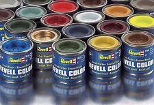 REVELL Email Color seidenmatt 14 ml Dose (12,15€/100ml) wählen Sie aus 20 Farben