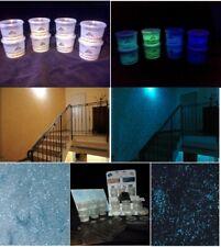 50 grammi additivo in vetro fosforescente luminescente si illumina al buio