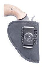 "Taurus 357 Magnum 2"" | Nylon IWB Inside Pants Conceal CCW Gun Holster"